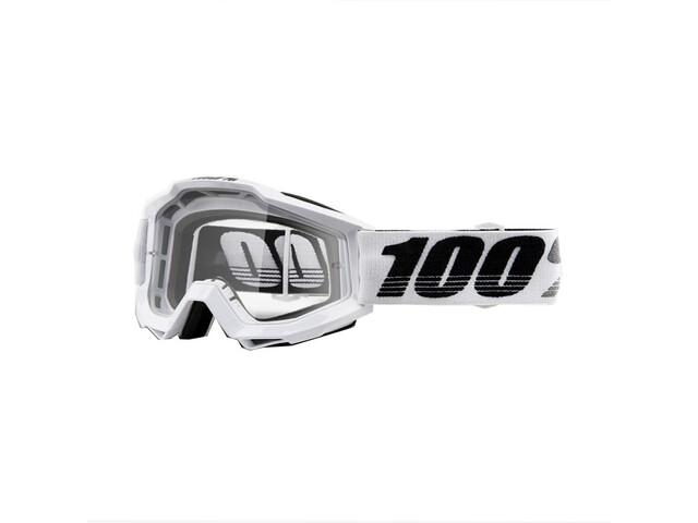 100% Accuri Anti Fog Clear Goggles Galactica